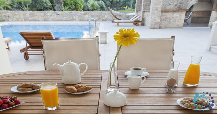 "Welcome to the ""Villa Felin"" in Crete, Greece. Your #luxury #villa #rent #greece #greek #island #vacances #grece #mygreekvilla #alouer"