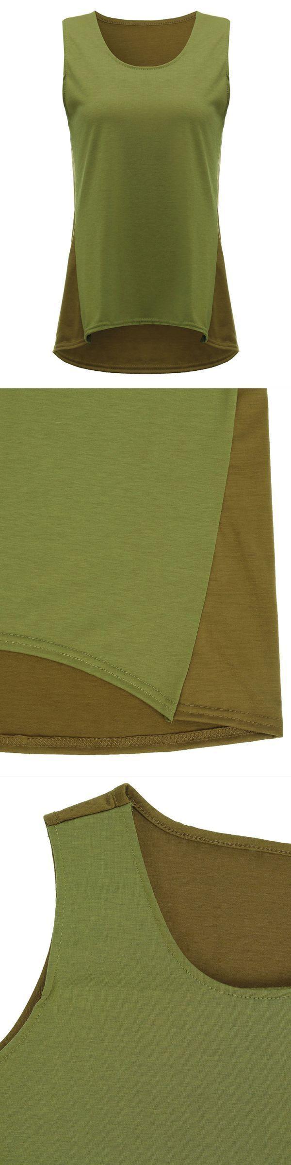 Slim women color block patchwork sleeveless tank top houston astros women#8217;s tank tops #tank #tops #womens #target #target #mossimo #womens #tank #tops #van #heusen #womens #tank #tops #womens #golf #tank #tops
