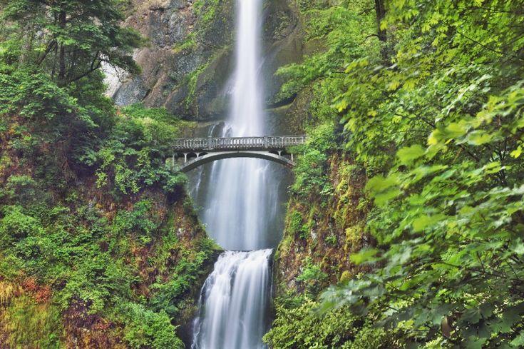 La natura è una sorpresa: le cascate più spettacolari del mondo