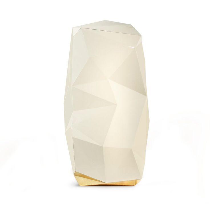 Diamond Safes Collection by Boca do Lobo | See more at https://luxurysafes.me/blog/luxury-safes/diamond-safe-collection-boca-lobo/ | #luxurysafes #watchwinders #safes #luxurylifestyle #bocadolobo #statement #craftsmanship #cigarhumidor #design #diamondsafescollection