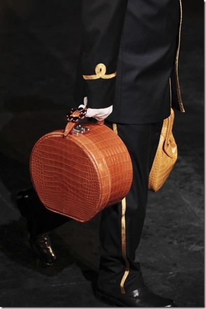 Louis Vuitton    Elsbeth via Paris Hotel Boutique onto Room Service, S'il Vous Plait