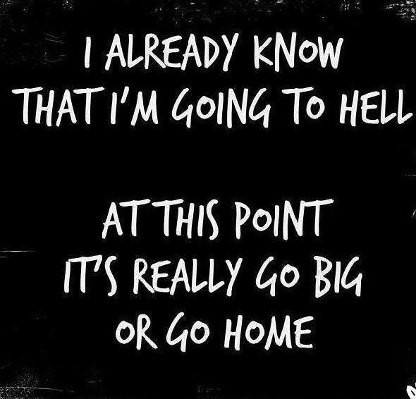 Hell.