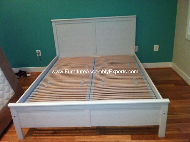 Ikea Mandal Kommode Gebraucht ~ Aspelund Bed Instructions Woodworking DIY Project – Free Woodworking