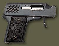 Пистолет Praga 1921