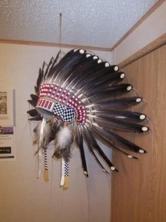 Warrior Shop War Bonnet