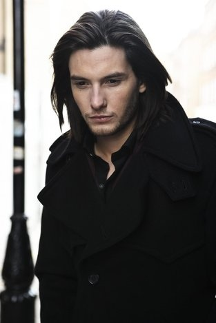 Ben Barnes... Here is where I see him as Dimitri from Vampire Academy.