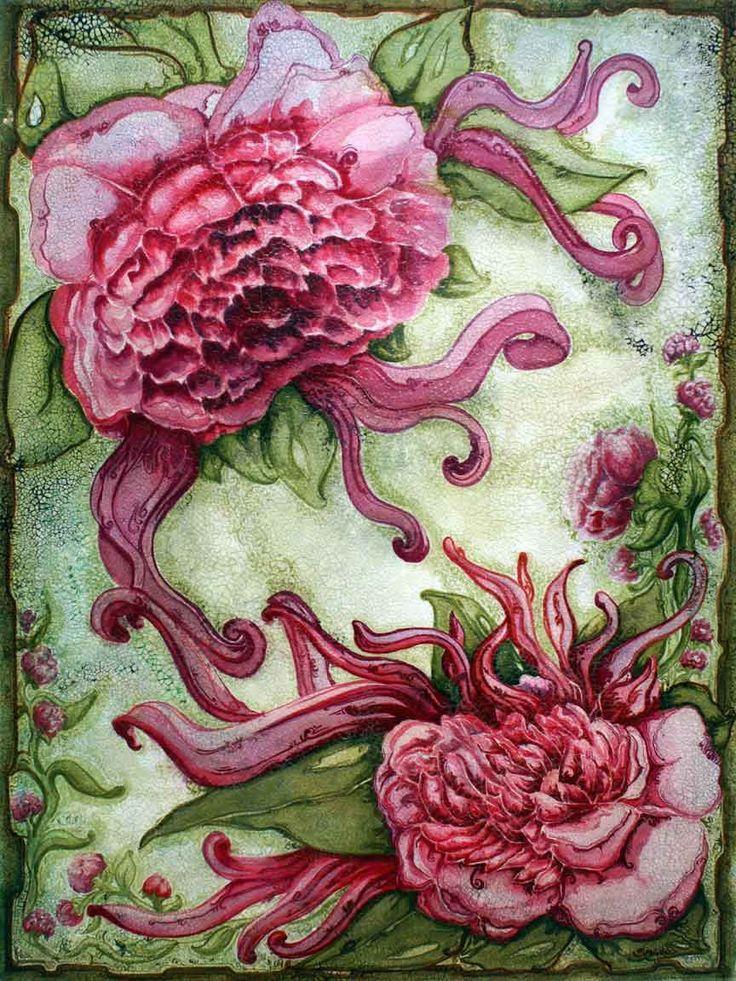 beautiful art nouveau prints
