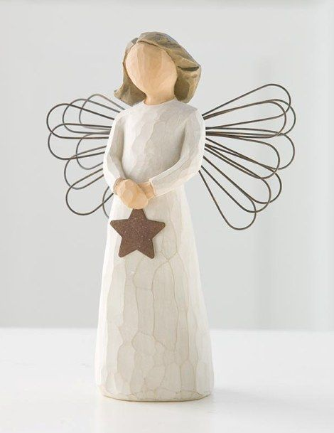 Angel of Light / Engel des Lichtes (Willow Tree)