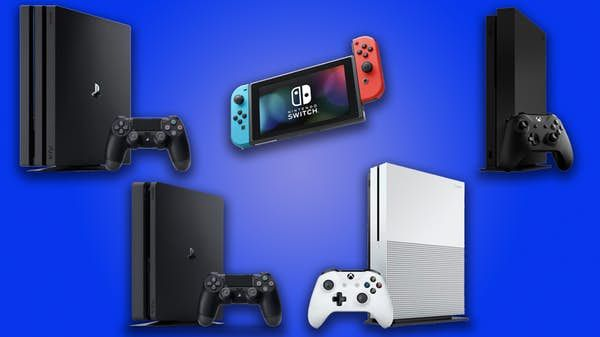 Xbox One Vs Ps4 Vs Switch Comparing The Current Gaming Consoles