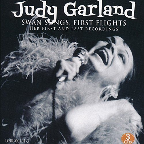 Swan Songs, First Flights - On this new release, the great Judy Garland is heard in exciting live performances from her earliest & later years, many never previously released on CD and collected here for the first time! Also includes charming historic recordings from her youth, made between the ages of 7 and 17, on one... - http://ehowsuperstore.com/bestbrandsales/music/swan-songs-first-flights