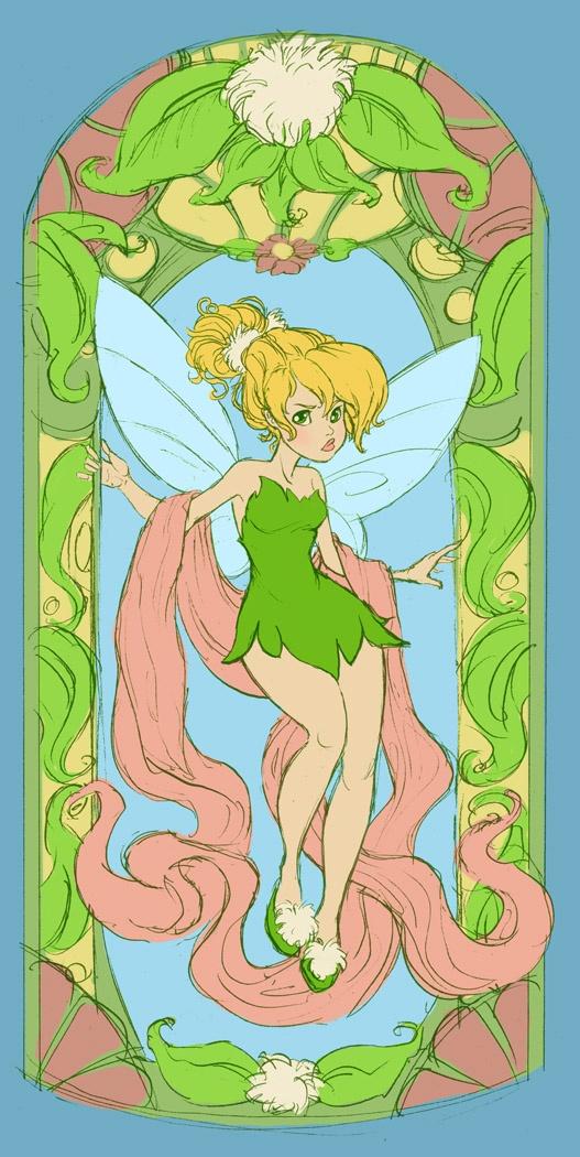 Tinkerbell by artnerem - Peter Pan