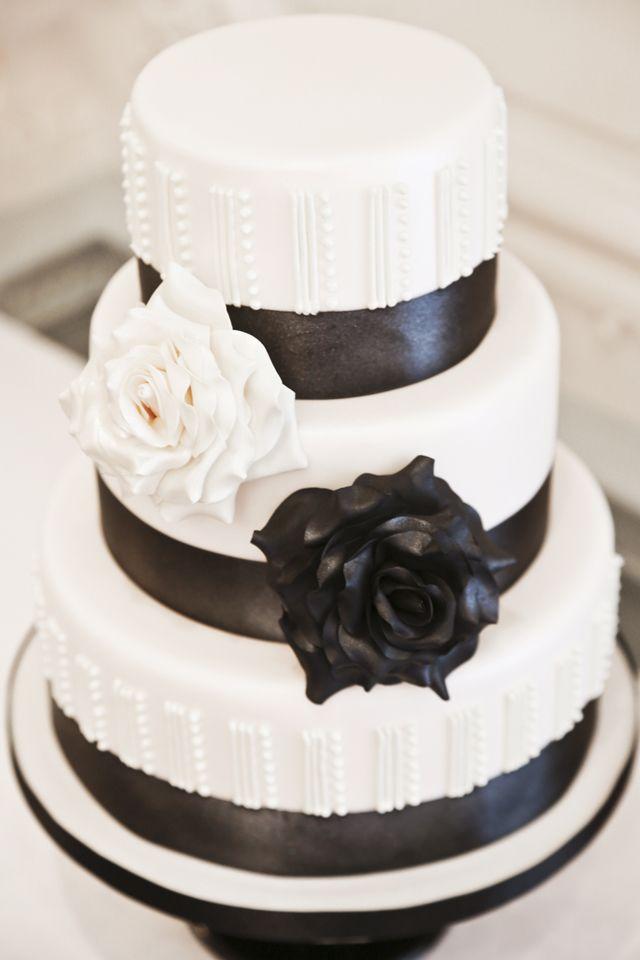 Great Gatsby Wedding Cake