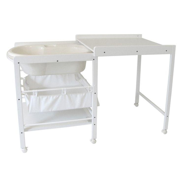 Les 20 meilleures id es de la cat gorie table langer - Table a langer avec baignoire geuther ...