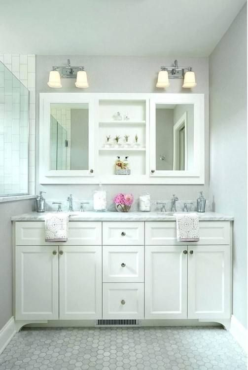 Bathroom Ideas Double Sink Bathroom Vanity Redo Bathroom Design