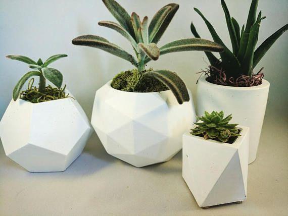 Artisan Succulent Planters