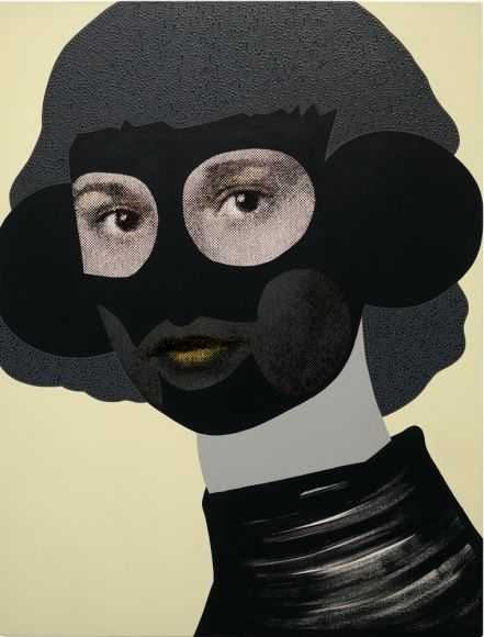 Mono Lisa by Paul Insect | Allouche Gallery