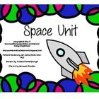 This is a fun Space unit!Page 1 - CoverPage 2-4 - My Space Adventure BookletPage 5  - All About Space WritingPage 6-12 - Space Craft with temp...