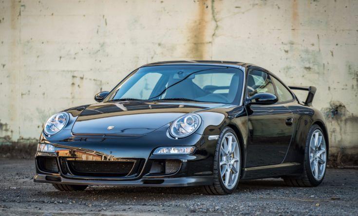 19K-Mile 2008 Porsche 911 GT3 (997.1)