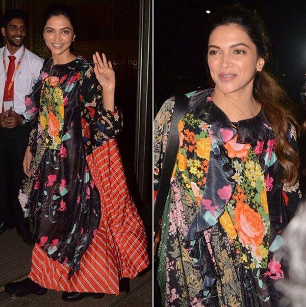 Deepika Padukones style journey: From Mumbai to MTV EMAs and back  view pics