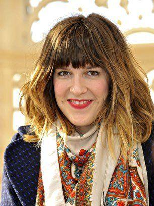 Modèle de coiffure : la coloration ombrée de Daphné Bürki
