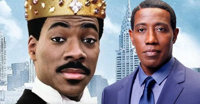 Coming To America 2 Plot Details From Wesley Snipes Wesley Snipes Eddie Murphy The Hollywood Reporter