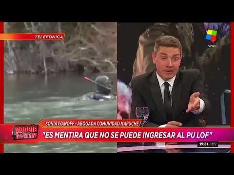 """Los mapuches insisten con que el cuerpo de Maldonado fue """"plantado"""""""