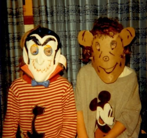 Vintage Kiddo :: Creepy Cool Retro Halloween Costumes | Modern Kiddo