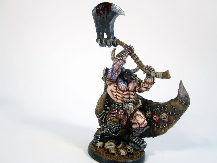 Mierce Miniatures CARROWEK OF CARN DHU, WAR-DRUNE ON FOOT