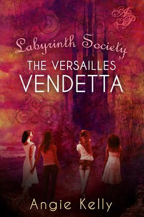 Today we're featuring The Labyrinth Society by Angie Kelly.  Learn more about this book and enter to #win a $100 Amazon gift card or Paypal cash.