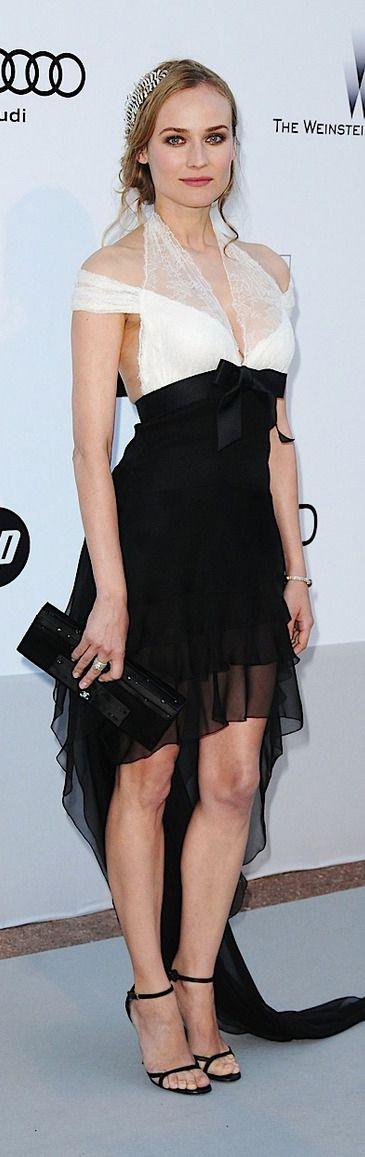 Diane Kruger LIKE | PIN | FOLLOW! #skirt #dress #pants #shorts #bikini #sunglasses #shoes #lingerie #hair #bag #crochet #tattoo #gold #kiss #sex #sexy #hot #girl #woman #sensual #like #erotic #fashion