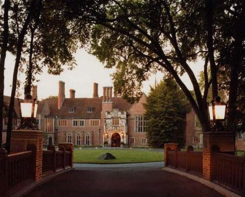 Mansion Foyer University : Best images about meadowbrook hall mansion on pinterest