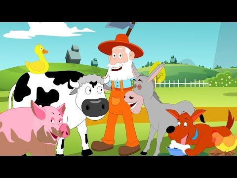 Kids TV Nursery Rhymes - Old MacDonald had a Farm | Old MacDonald | Nursery…