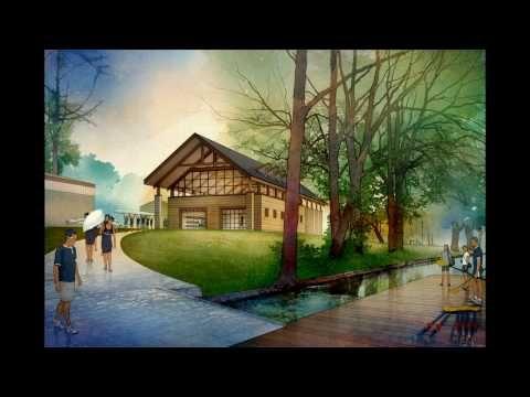 Video: Digital Watercolor Rendering Technique in Adobe Photoshop