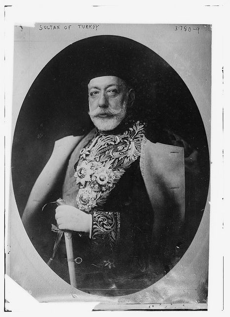 Abdulhamid II (22 September 1842 – 10 February 1918) was was the 99th caliph of Islam and the 34th sultan of the Ottoman Empire. He was the last Sultan to exert effective control over the Ottoman Empire.