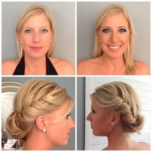Before and After — Erin Blair Makeup & Hair Design