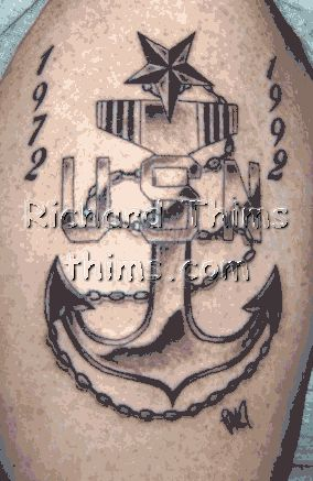 20 Us Navy Chief Tattoos Women Ideas And Designs
