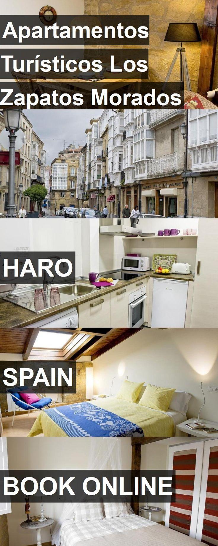 Hotel Apartamentos Turísticos Los Zapatos Morados in Haro, Spain. For more information, photos, reviews and best prices please follow the link. #Spain #Haro #ApartamentosTurísticosLosZapatosMorados #hotel #travel #vacation