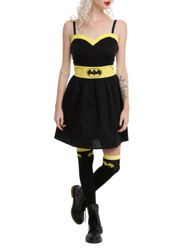 DC Comics Batman Costume Dress. NEED.