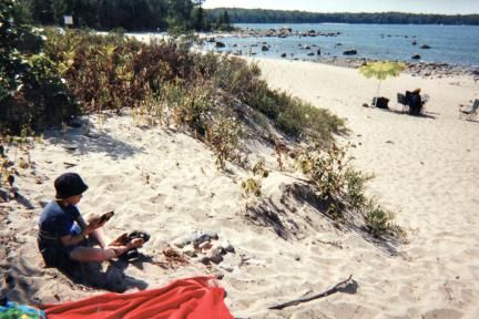 Awenda Provincial Park (four beaches for the price of one)