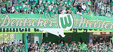 Ein 5:1 gegen Werder Bremen brachte die Meisterschaft. (23.05.2009)