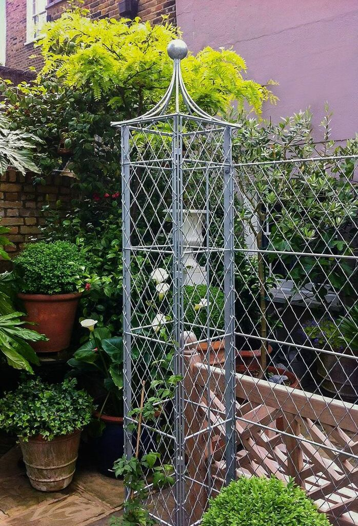 The 33 best images about garden trellis lattice fencing for Outdoor lattice