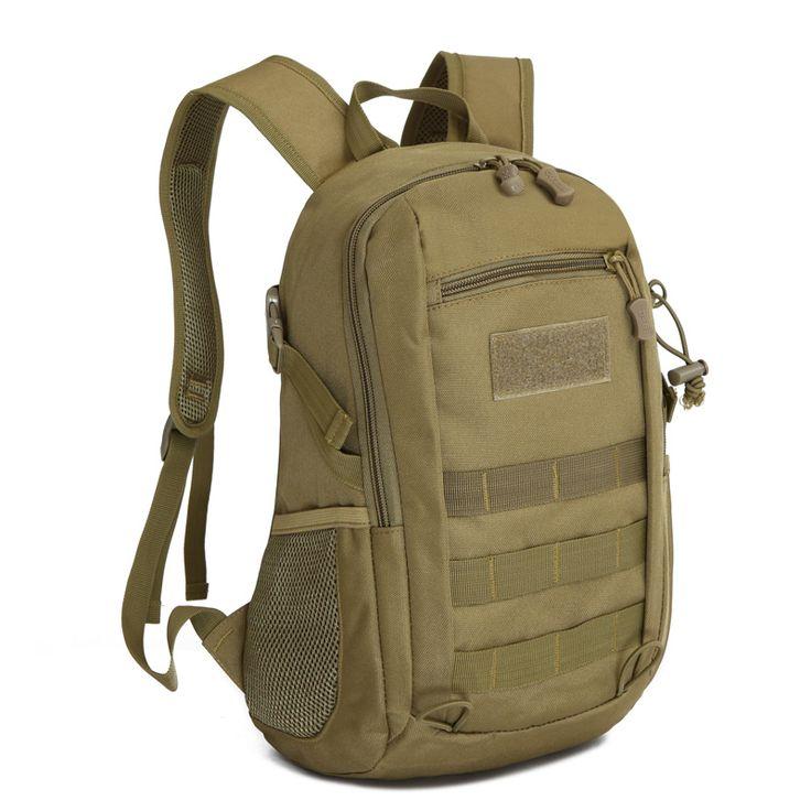 MOLLE Militar Exterior Tácticas mochila estudiantes bolsa de hombro mochilas escolares Hombres mochila de nylon resistente al agua de alta calidad pequeñas mochilas en Mochilas de Maletas y Bolsos en AliExpress.com | Alibaba Group
