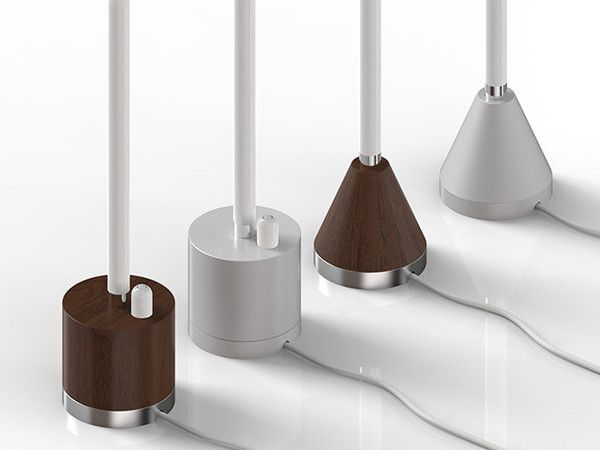 The Perfect dock for charging Apple Pencil. Conveniently charge your Apple Pencil in this beautiful dock.Gorgeous dock available in anodized aluminum or hard wo