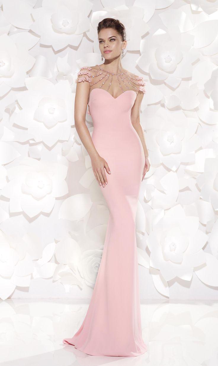 Evening Dresses by Turkish Designer Tarik Ediz