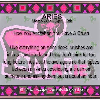 Aries Crush