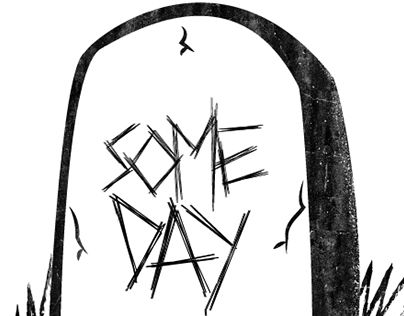 """Check out new work on my @Behance portfolio: """"some day..."""" http://be.net/gallery/32833975/some-day"""