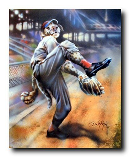 Amazing! Look at this beautiful dalmation dog playing baseball wall poster is sure to attract the sports loving persons and kids too. This poster allows you to display your inner dog lover. This dalmation dog playing baseball poster brings all the majesty and beauty to your home decor.