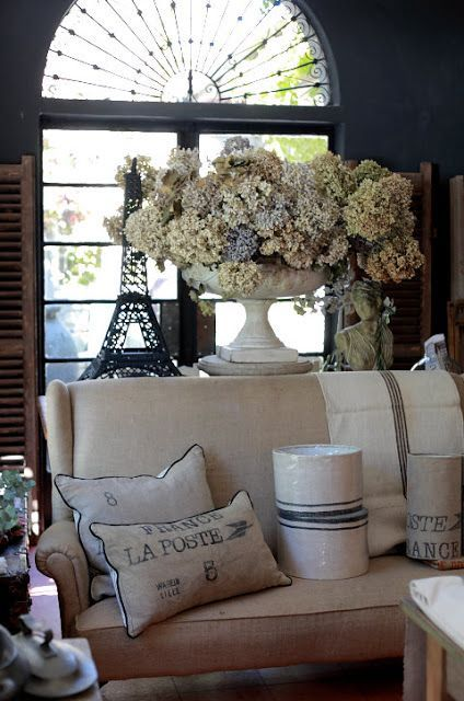 awesome French at Vintage by http://www.99-homedecorpictures.space/french-decor/french-at-vintage/