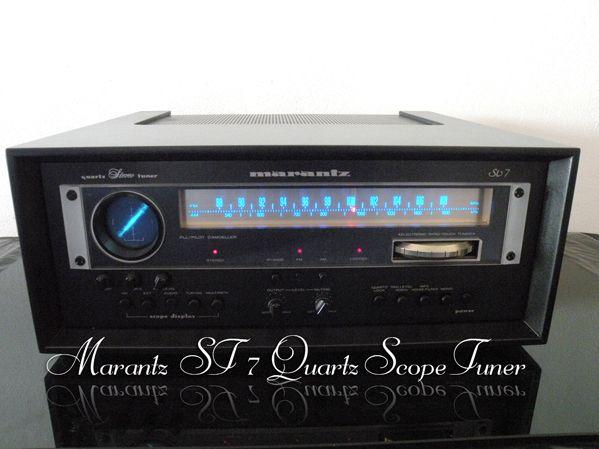 Marantz ST 7 esotec series black version