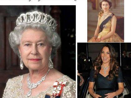 Katalin hercegné teljesítette a királynő óhaját http://www.nlcafe.hu/sztarok/20140212/katalin-hercegne-ii-erzsebet/